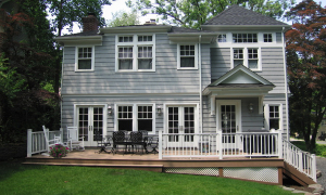Basic Colonial receives modernized style