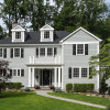 Plain Ranch Converted into Stylish Colonial